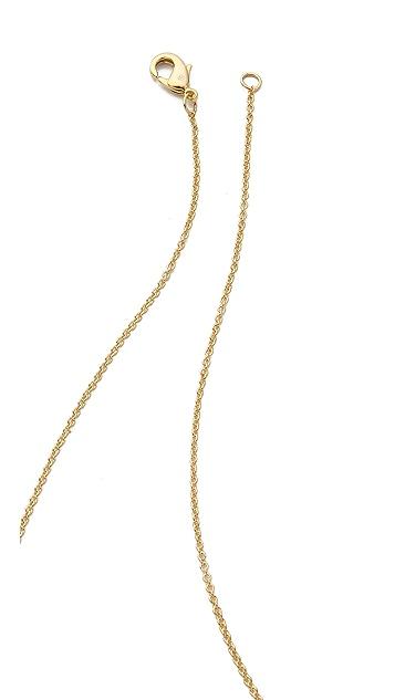 Gorjana Kaia Long Drop Necklace