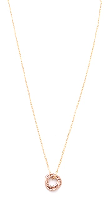 Gorjana Infinity II Necklace