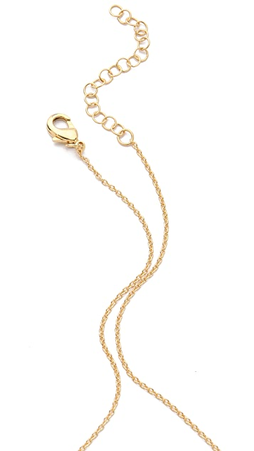 Gorjana Greer V Neck Necklace