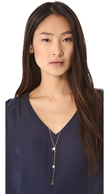 Gorjana Super Star Lariat Necklace