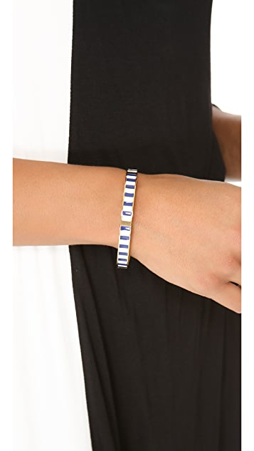 Gorjana Sea Stripe Bangle Bracelet