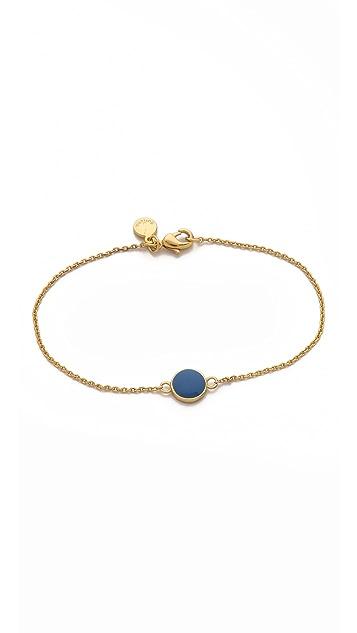 Gorjana Sunset Disc Bracelet