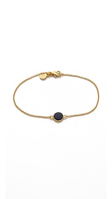 Gorjana Sunset Disc Bracelet