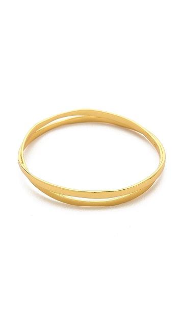 Gorjana G Press Bangle Bracelet