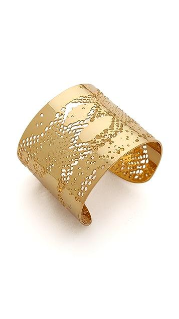 Gorjana Python Cuff Bracelet