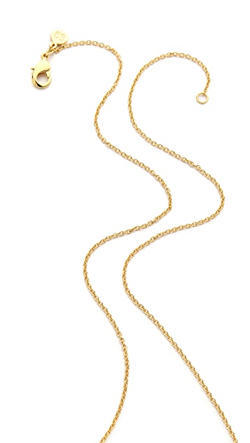 Gorjana Delano Long Necklace