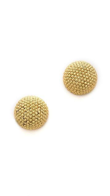 Gorjana Batik Stud Earrings