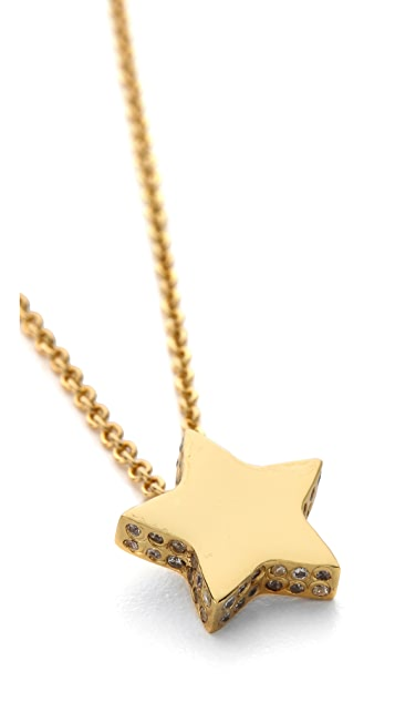 Gorjana Shimmy Star Necklace