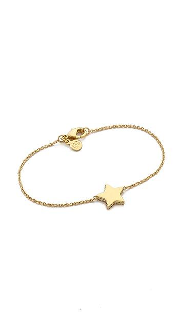 Gorjana Shimmer Star Bracelet