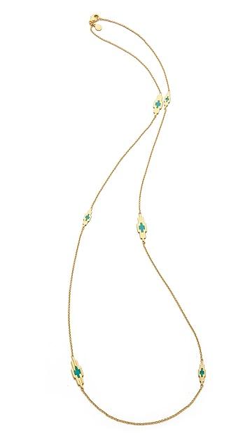 Gorjana Puebla Long Necklace