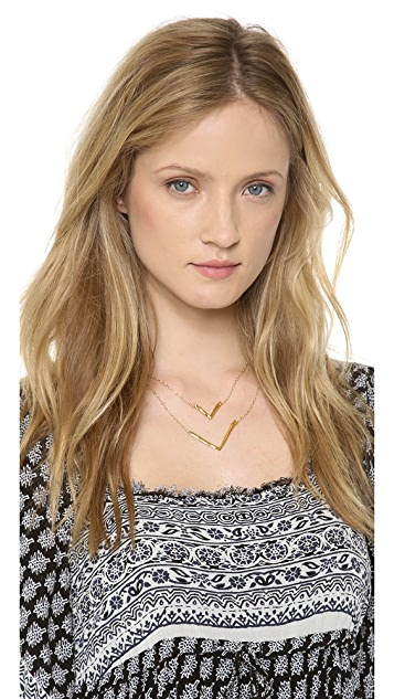 Gorjana Vista Layered Necklace