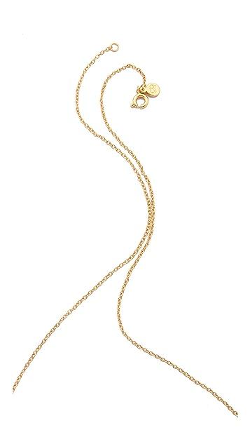 Gorjana Mave Lariat Necklace