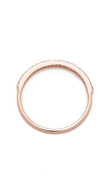 Gorjana Shimmer Bar Ring