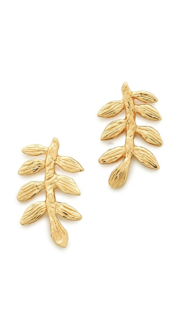 Gorjana Olympia Stud Earrings