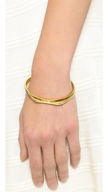 Gorjana Mila Cuff Bracelet Set