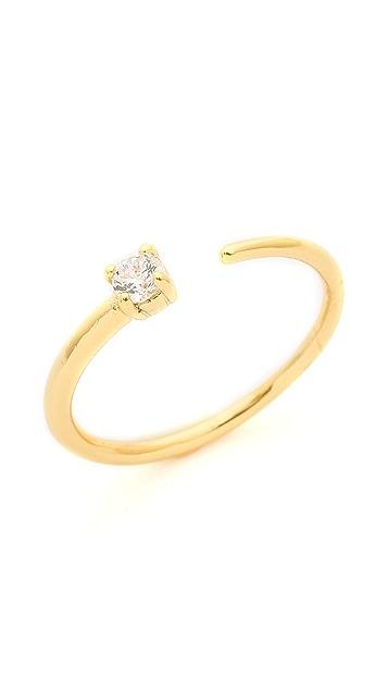 Gorjana Classic Shimmer Cuff Ring