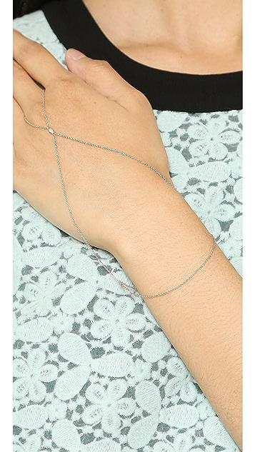 Gorjana Paige Ring to Wrist Bracelet