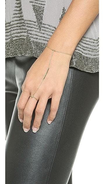 Gorjana Mave Shimmer Handpiece