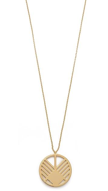 Gorjana Shera Pendant Necklace