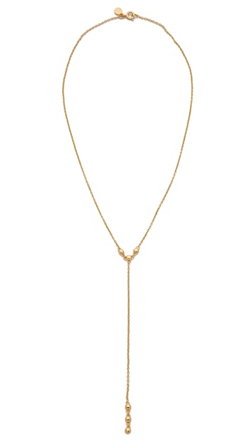 Gorjana Bali Lariat Necklace