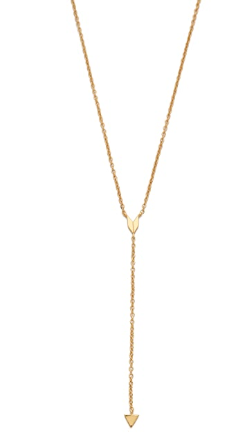 Gorjana Durango Lariat Necklace