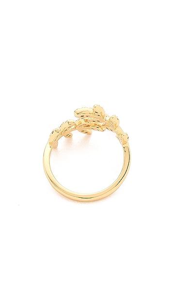 Gorjana Olympia Shimmer Midi Ring