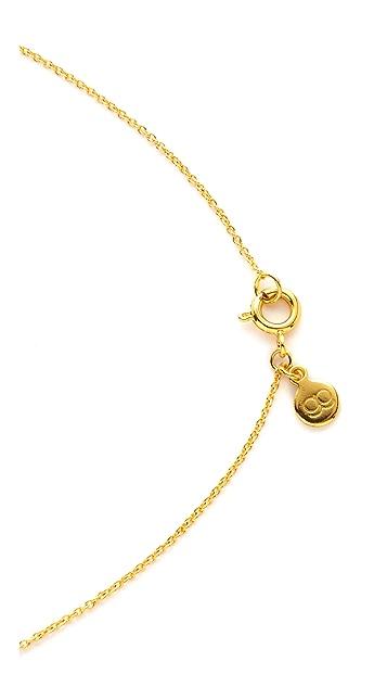 Gorjana Chloe Mini Lariat Necklace