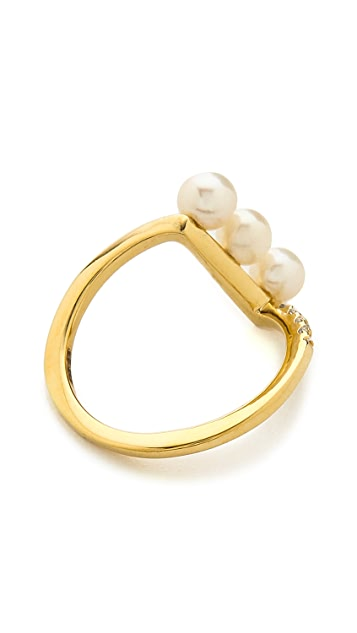 Gold Philosophy Pirouette Ring