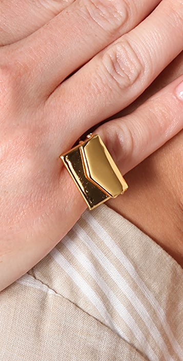 Gemma Redux Envelopment Ring