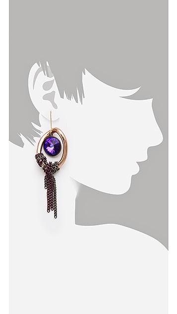 Gemma Redux Tanzanite Earrings