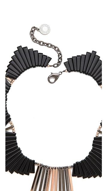 Gemma Redux Bib Drop Necklace