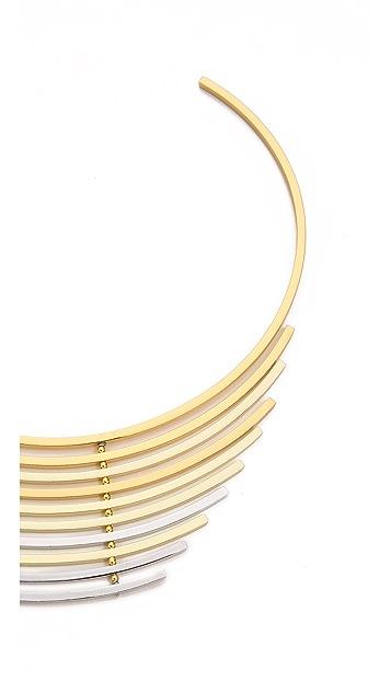 Gemma Redux Mechanix Breast Plate Necklace