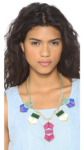 Gemma Redux Flora Rainbow Necklace