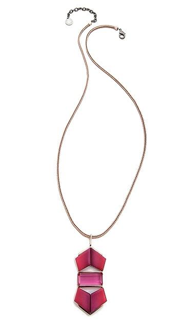 Gemma Redux Flora Pendant Necklace