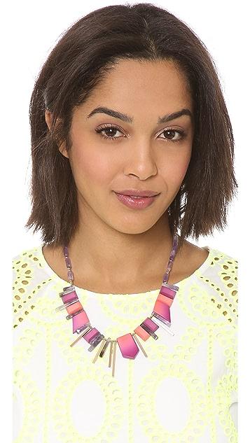 Gemma Redux Flora Mixed Stone Necklace