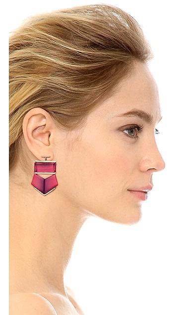 Gemma Redux Large Flora Earrings