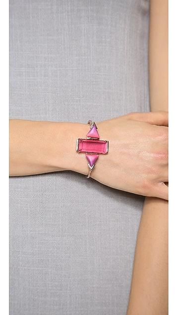 Gemma Redux Small Flora Cuff Bracelet