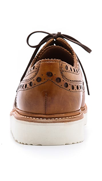 Grenson Archie Wingtip Shoes