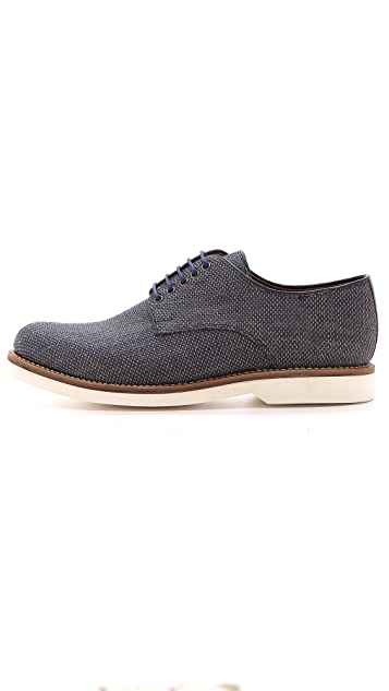 Grenson Jerry Derby Shoes