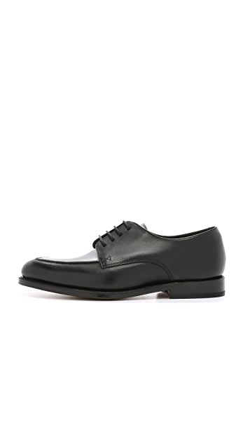 Grenson Louisa Two Tone Loafers