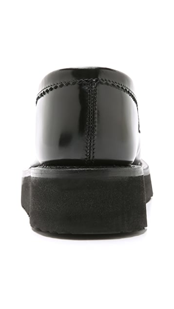 Grenson Juno Tassel Platform Loafers