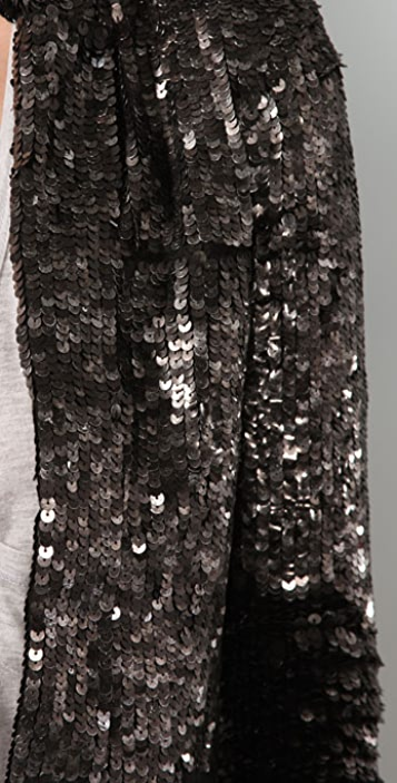 Gryphon Sequin Band Jacket