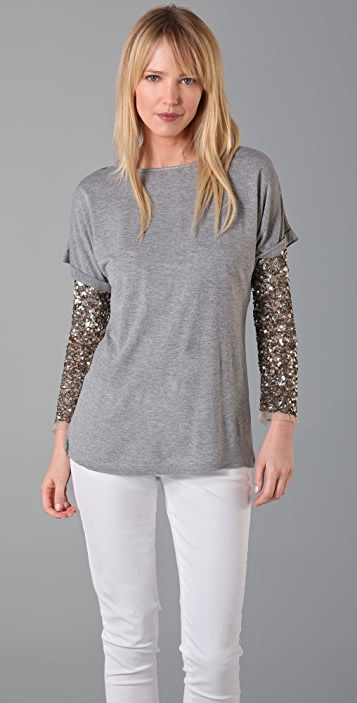 Gryphon Slouchy Top