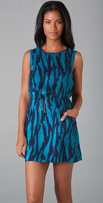 Gryphon Sleeveless Summer Dress
