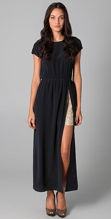 Gryphon Flash Long Dress