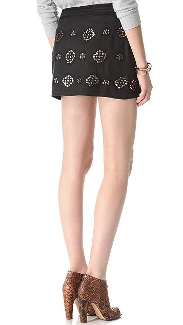 Gryphon Reflection Miniskirt