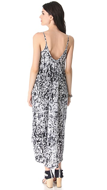 Gryphon Easy Midi Dress