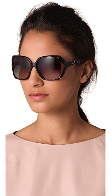 Gucci Oversized Sunglasses