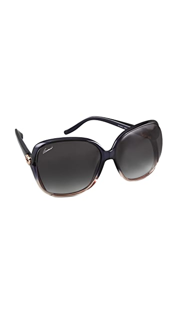 4245e4db131 Gucci Oversized Sunglasses ...