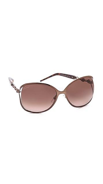 Gucci Twist Sunglasses